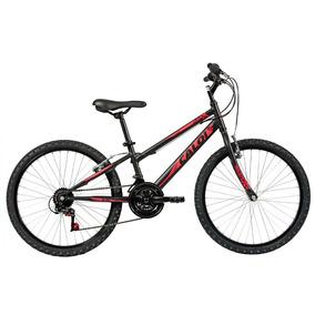 Bicicleta Caloi Max Aro 24 Cfreio V-brake Trocador Grip