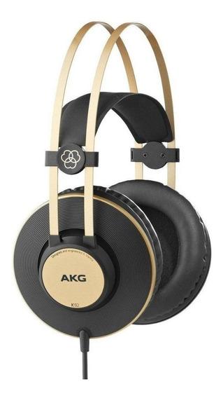 Fone de ouvido AKG K92 matte black