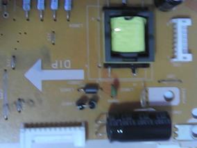 Placa Inverter Panasonic Tc-l39b6b Tnp4g552 Orig Novas!!!