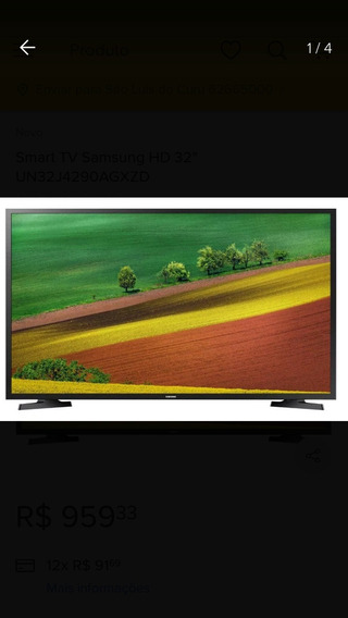Smart Tv Samsung Hd 32