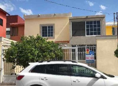 Casa En Renta En Quintas Del Marques Muy Cerca Del Estadio Corregidora Querétaro.