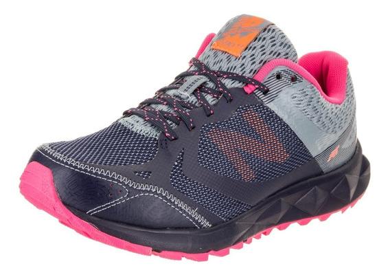 Zapatillas New Balance Wt590lg3 Trail Envíos A Todo El País