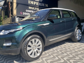 Land Rover Evoque 2.2 Sd4 Prestige Tech Pack 5p