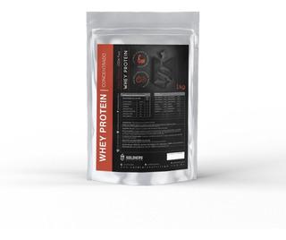 Kit: Whey Protein 2kg + Bcaa 250g + Creatina 500g