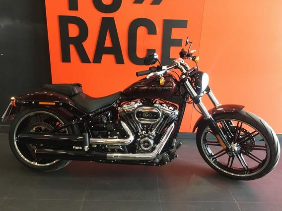 Harley Davidson - Softail Breakout 104 - Grena