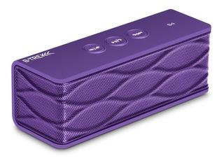 Parlante Bluetooth Sentey B-trek S4 Purple 6w