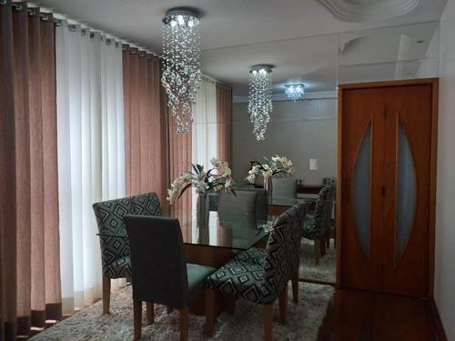Imagem 1 de 30 de Apartamento Com 2 Dormitórios À Venda, 89 M² - Centro - São Bernardo Do Campo/sp - Ap62965