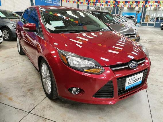 Ford Focus Titanium 2.0 Aut 2014 Zzn138