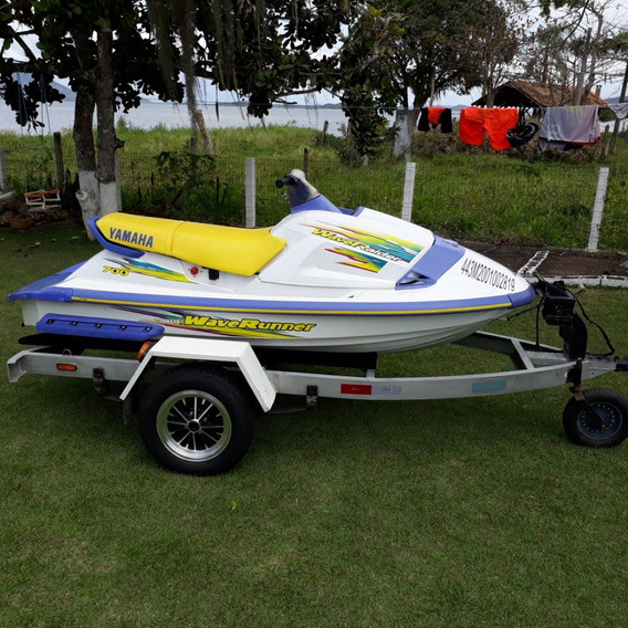 Jet Ski Yamaha Wave Runner 700 Impecável Confira!!!