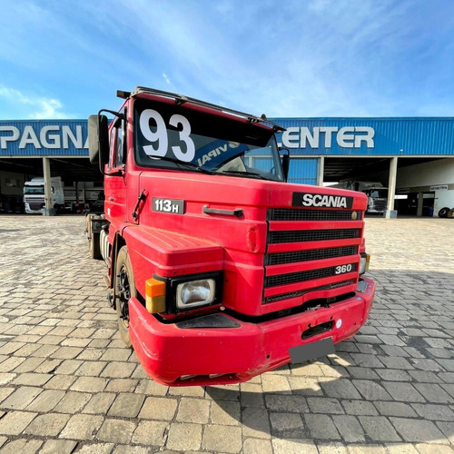 Imagem 1 de 15 de Caminhão Scania 113 - 6x2