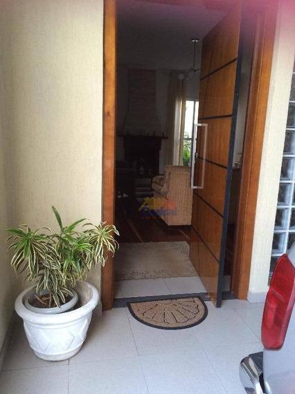 Casa Residencial À Venda, Vila Nova Socorro, Mogi Das Cruzes - Ca0085. - Ca0085
