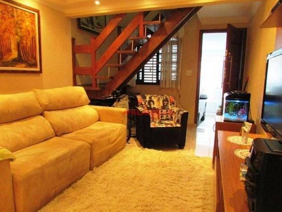 Sobrado Com 2 Dormitórios À Venda, 120 M² Por R$ 750.000,00 - Ipiranga - São Paulo/sp - So0702