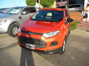 Ford Ecosport 1.6 Se 2014 Full