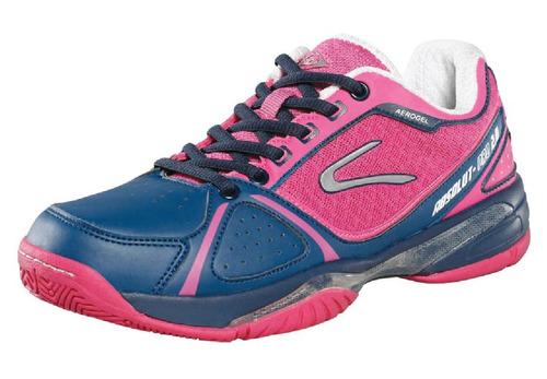 Imagen 1 de 4 de Zapatillas Dunlop Absolut Pro Mujer Tenis - Estacion Deportes Olivos