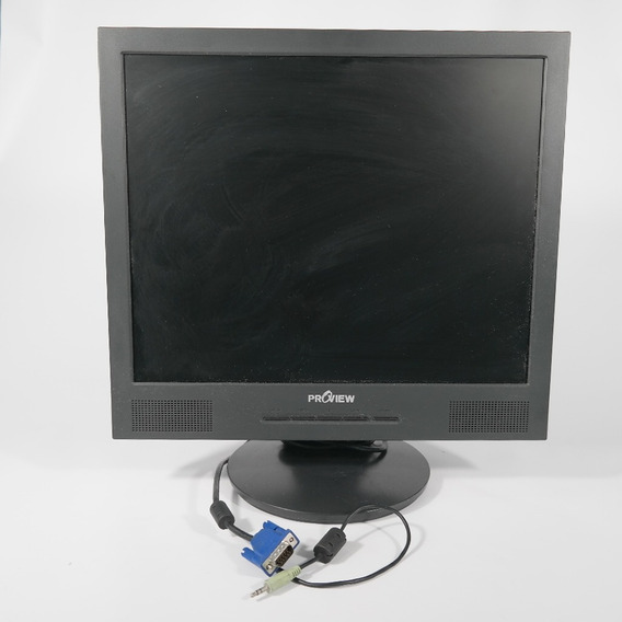 Monitor Para Pc Proview Ma 782kc De 17 Polegadas Usado