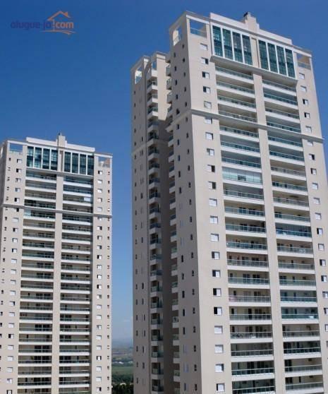 Apto 129m² 4 Dorm Cond. Clube Jardim Aquarius - Ap7313