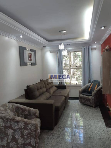 Casa Com 3 Dormitórios À Venda Por R$ 380.000 - Parque Villa Flores - Sumaré/sp - Ca1355
