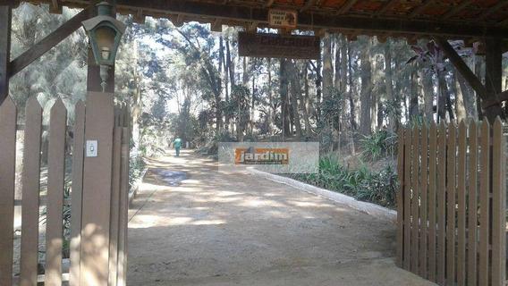 Sítio Rural À Venda, Parque Dos Químicos, São Bernardo Do Campo. - Si0003