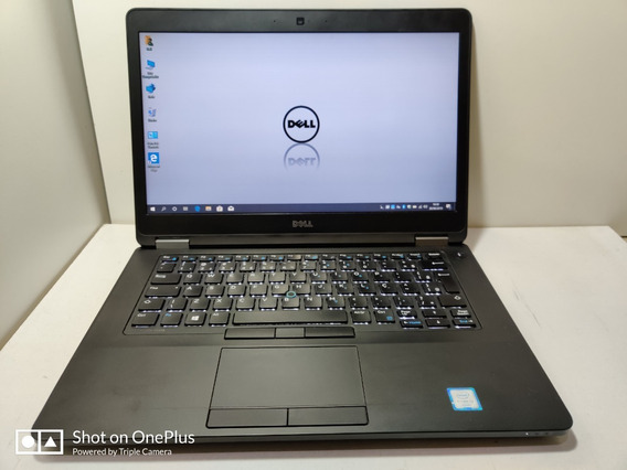 Notebook Dell Latitude 5470 I7 6ºger 8gb 512ssd Radeon R7m360