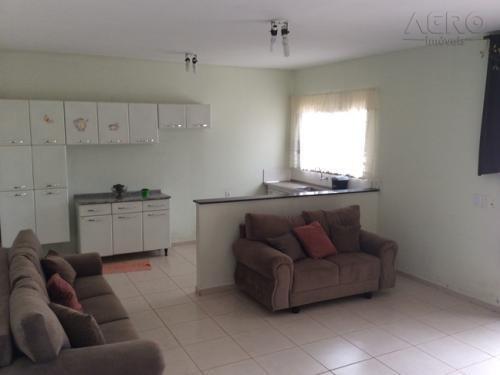 Casa Residencial À Venda, Vale Do Igapó, Bauru - Ca0617. - Ca0617