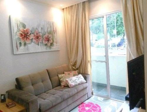Imagem 1 de 10 de Apartamento Para Venda, 2 Dormitório(s) - 8249