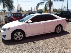Toyota Camry Se 2014 Único Dueño!