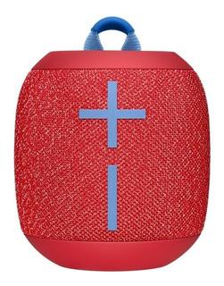 Bocina Ultimate Ears Wonderboom 2 portátil inalámbrica Radical red