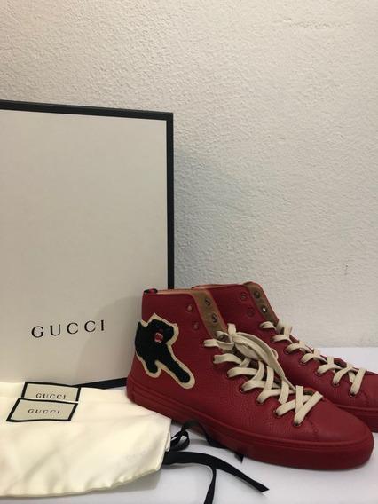 Tênis Gucci Masculino Novo Original