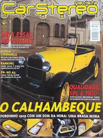 Revista Car Stereo Brasil - Ano 03 - N° 34