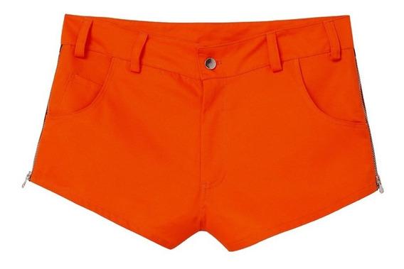 Shorts Zíper