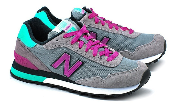 Tenis New Balance 515 Set Limited Edition Pink Power
