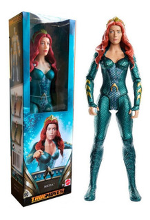Aquaman Mera Muñeco 30cm Dc Original - Fair Play Toys