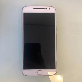 Smartphone Motorola Moto G4 Plus 32gb Branco Leia O Anuncio