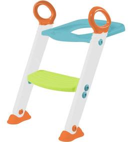 Assento Buba Redutor Com Escada Azul Buba