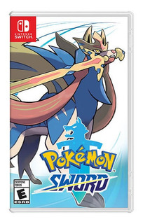 Juego Nintendo Switch Pokemon Sword