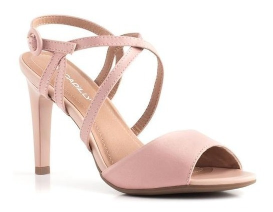 Sandalias Mujer Taco Fino Picadilly Art 727018 Zona Zapatos