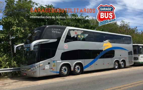 Marcopolo Paradiso Dd 1800 G7 Ano 2015 Scania K-440 !ref853