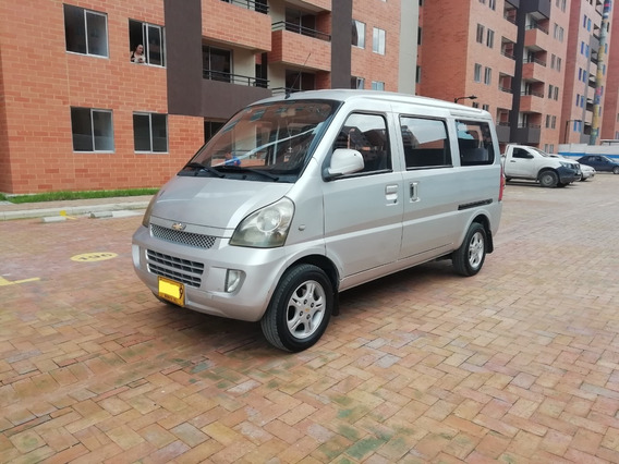 Chevrolet N300 Plus Move Full Equipo Unico Dueño 2013