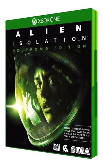 Alien Isolation: Nostromo Edition Xbox One