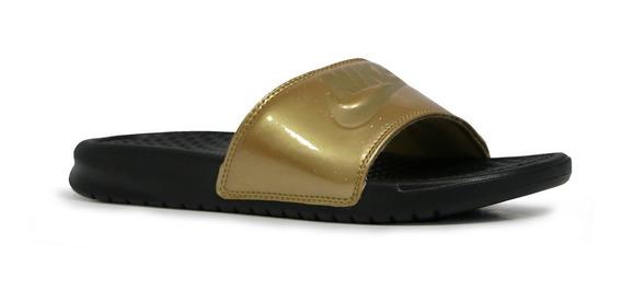 Chinelas Nike Benassi Jdi Print W Dama Moda Verano