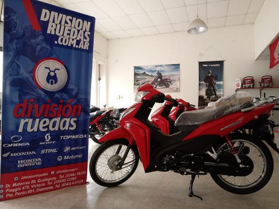 Honda Wave 110 S Concesionario Oficial División Ruedas