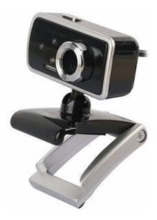 Webcam C/microfono Incorporado Gtc Wcg-010 Video Conferencia