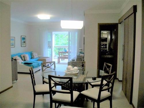 Apartamento Com 3 Dormitórios À Venda, 169 M² Por R$ 2.350.000,00 - Riviera - Módulo 7 - Bertioga/sp - Ap1315
