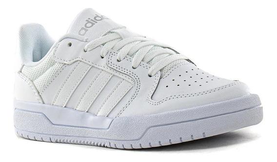 Zapatillas adidas Entrap Urbanas Moda Blanco Mujer Oficial