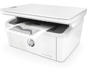 Impressora Multifuncional Hp Laserjet Pro M28w - Wi-fi-110v