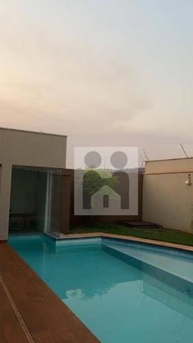 Imagem 1 de 20 de Casa Com 4 Dormitórios À Venda, 2 Suites300 M² Por R$ 0 - City Ribeirão - Ribeirão Preto/sp - Ca0960