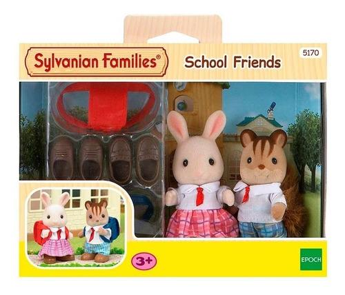 Sylvanian Families  Escuela Amigos Accesorios 5170 Educando