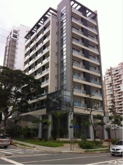 Sala Em Brooklin, São Paulo/sp De 36m² Para Locação R$ 2.500,00/mes - Sa173440