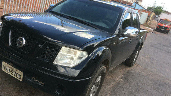 Nissan Frontier 2.5 Xe Cab. Dupla 4x2 4p 2011