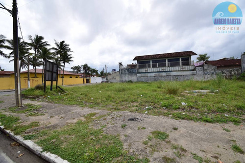 Terreno No Bairro Oásis Em Peruíbe - 2305